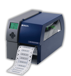 PR Plus Label Printer